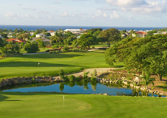 Golf Courses at Sea Breeze Beach House Christ Church, Barbados