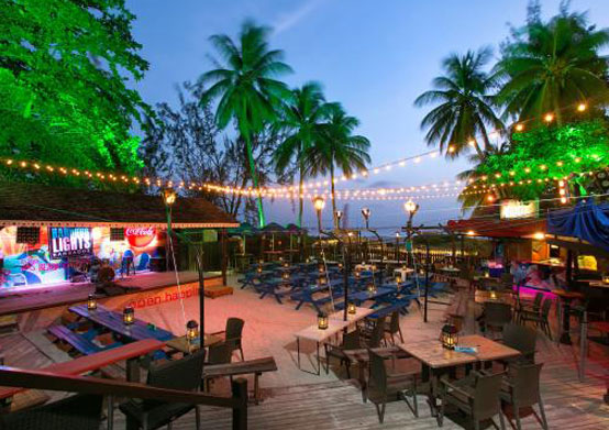 Harbour Lights Dinner Show at Sea Breeze Beach House Christ Church, Barbados