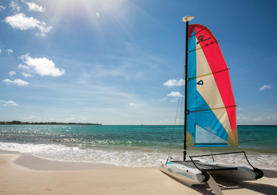 Non Motorised Watersports at Christ Church, Barbados