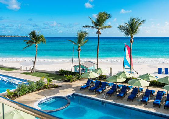 Three Pools at Sea Breeze Beach House Christ Church Barbados