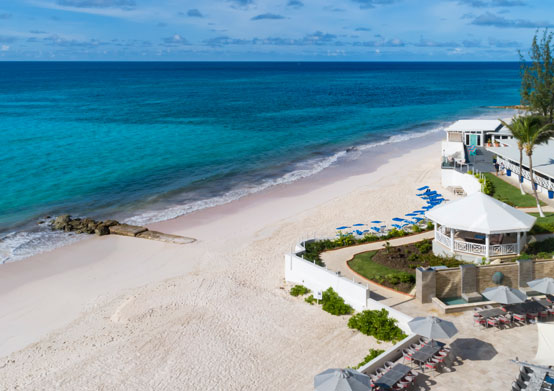 Two Beaches at Sea Breeze Beach House Christ Church Barbados