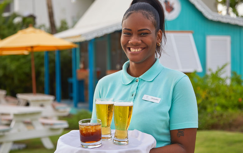 Five bar left Snippet at Sea Breeze Beach House Christ Church, Barbados
