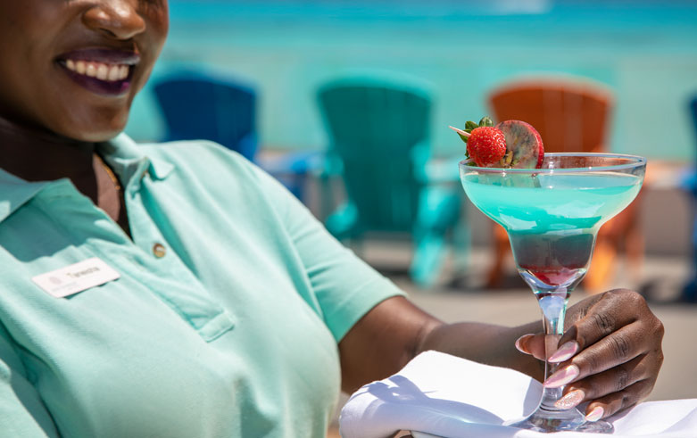 Five bar right Snippet at Sea Breeze Beach House Christ Church, Barbados