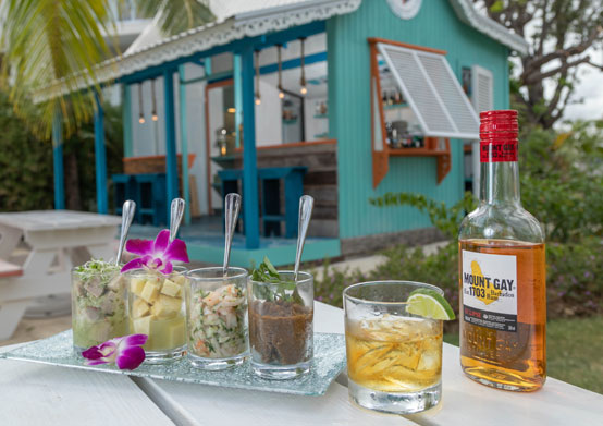 De Rum Shop Café at Sea Breeze Beach House Christ Church, Barbados
