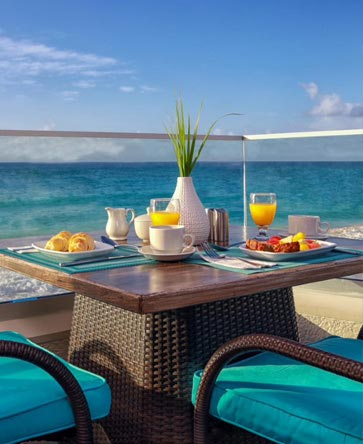 Dining at sea breeze beach house christ church barbados