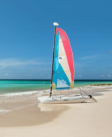 Watersports at Sea Breeze Beach House christ-church, barbados