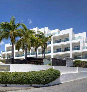 SOUTH BEACH Hotel at Sea Breeze Beach House Christ Church, Barbados