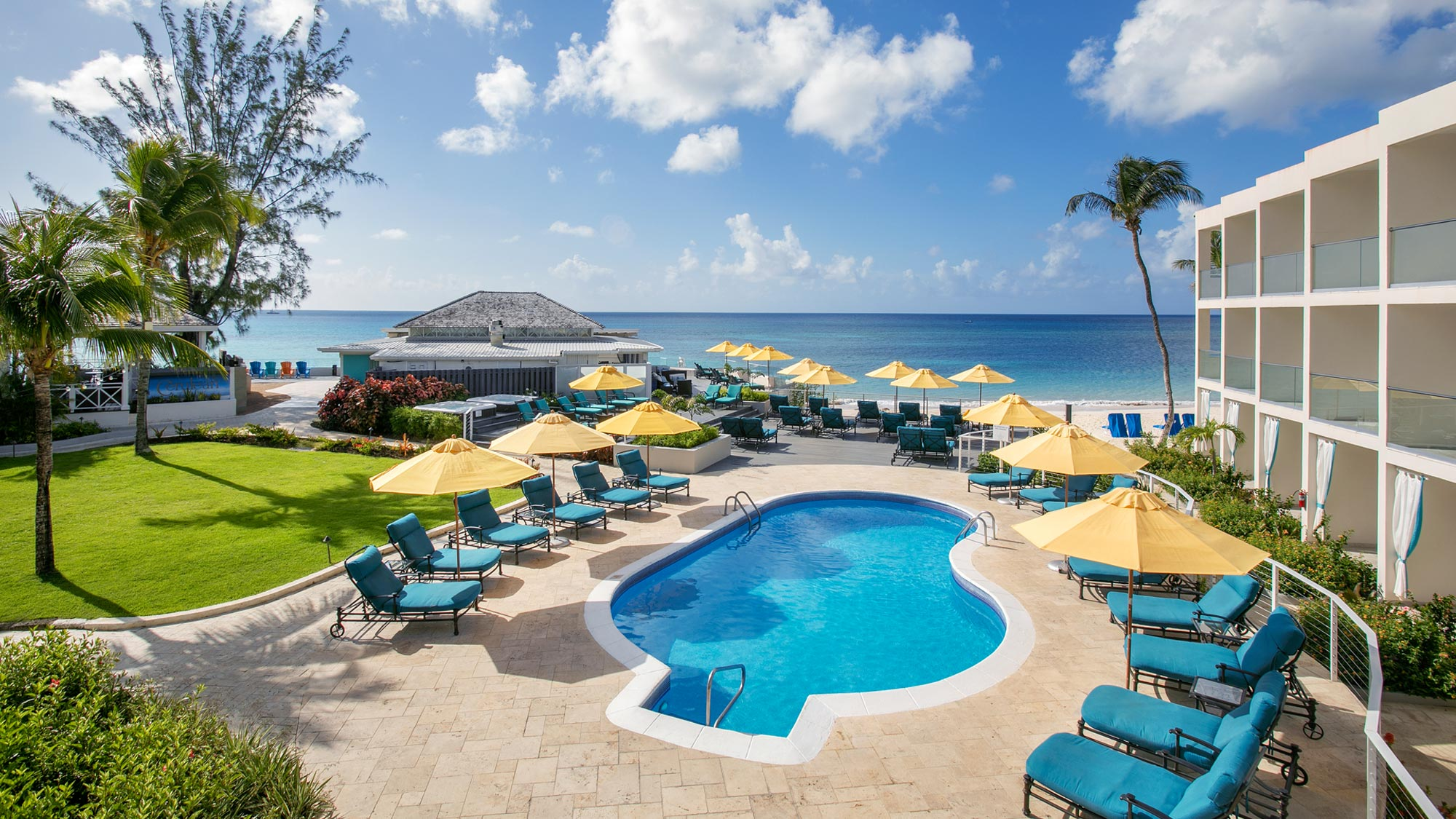 all-inclusive-until-departure at Sea Breeze Beach House Christ Church, Barbados