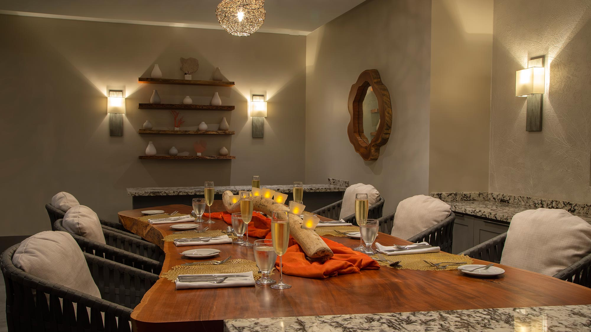 Chef's Table at Sea Breeze Beach House Christ Church Barbados