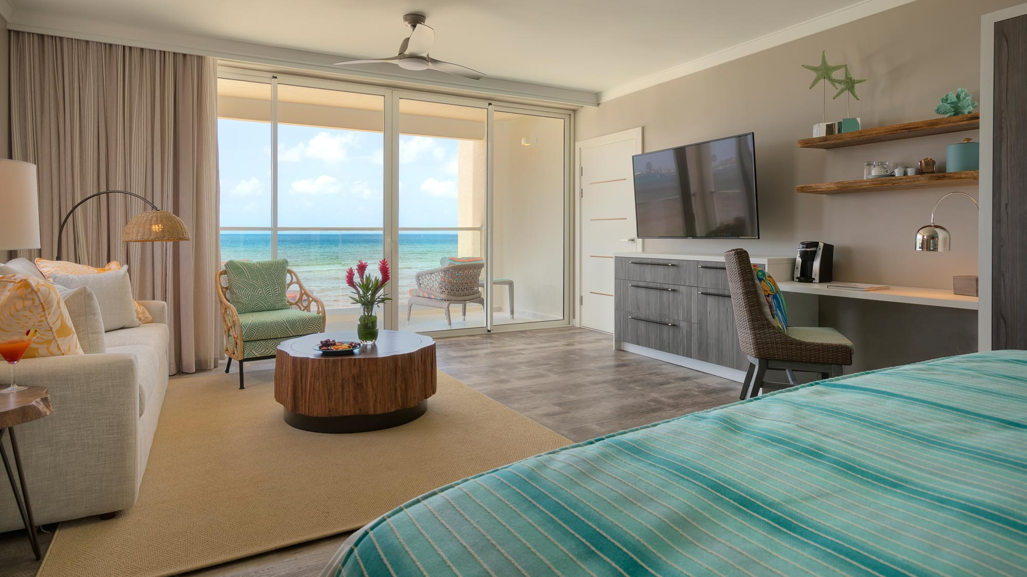 luxury-collection Room at Sea Breeze Beach House Christ Church, Barbados