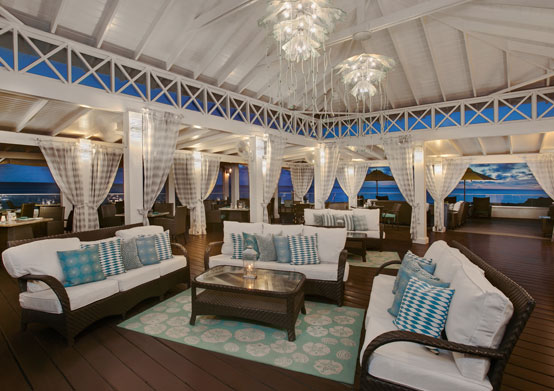 Aqua Terra Restaurant at Sea Breeze Beach House Christ Church, Barbados
