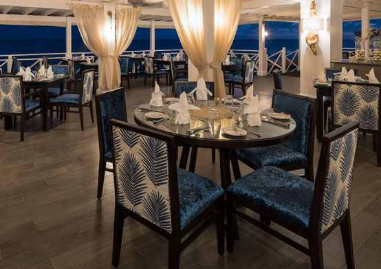 Cerulean Lounge at Sea Breeze Beach House Christ Church, Barbados