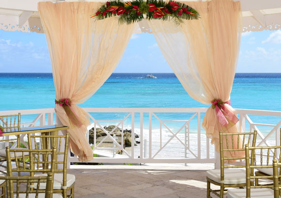 Gazebo Eventat Sea Breeze Beach House Christ Church, Barbados