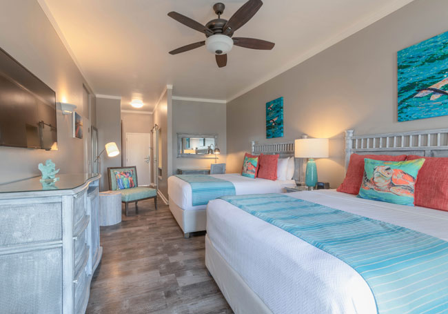 Classic Standard Room at Sea Breeze Beach House Christ Church, Barbados