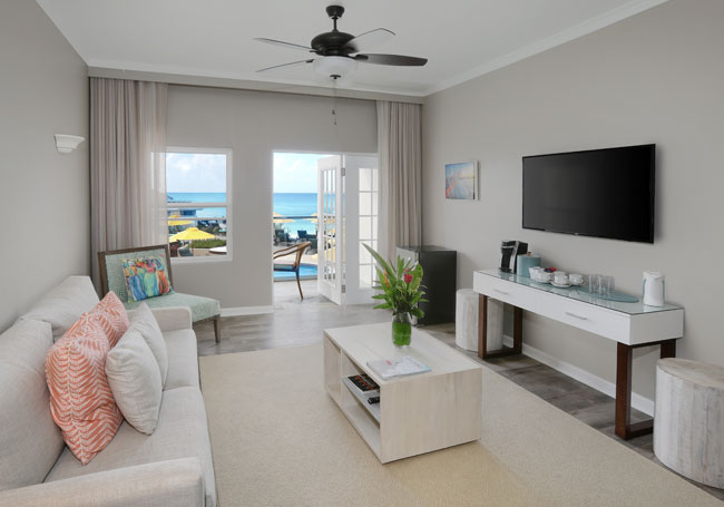 Classic Two Bedroom Room Suite at Sea Breeze Beach House Christ Church, Barbados