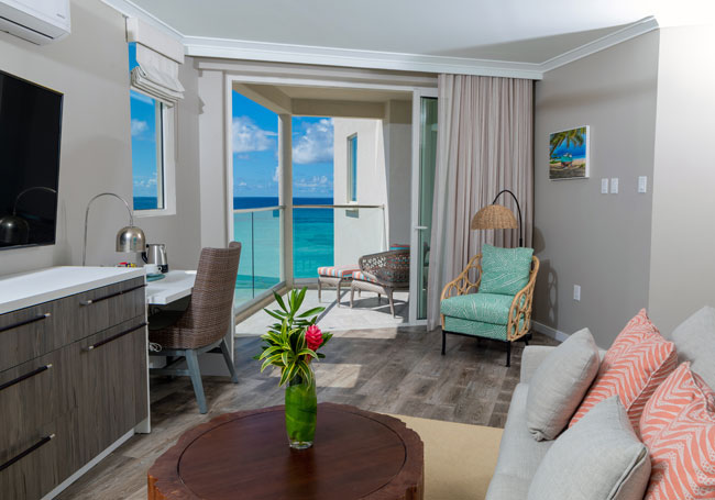 Two Bedroom Family Suite room at Sea Breeze Beach House Christ Church, Barbados