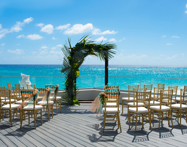 Wedding packages classic elegance at Sea Breeze Beach House Christ Church, Barbados