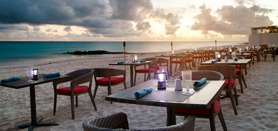 Bespoke Dining at Sea Breeze Beach House Christ Church, Barbados